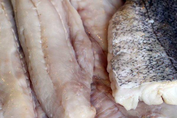 Filet de merlu Poissonnerie en ligne L'Étrille