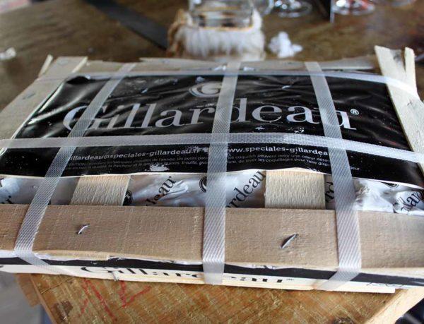 Vente en ligne huître Gillardeau