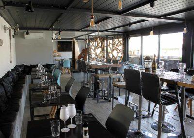 Restaurant poissonnerie L'Étrille près de Perpignan - Intérieur