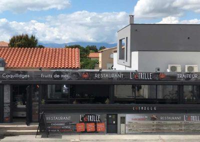 L'Étrille Restaurant poissonnerie 66 Sainte Marie la Mer