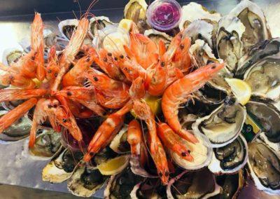 Poissonnerie en ligne, livraison plateaux de fruits de mer, poissons arrivage tous les jours de la criée de Port la Nouvelle