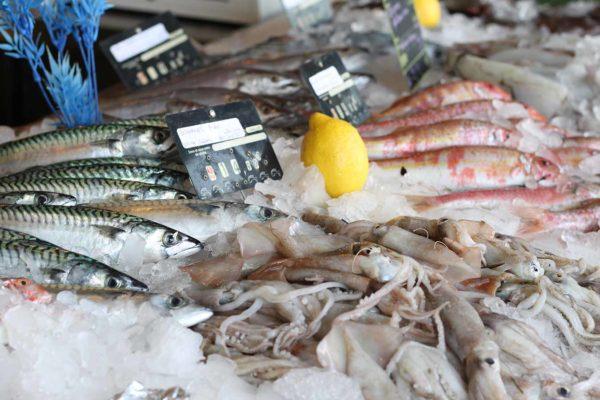 Panier de poisson frais en ligne L'éTRILLE poissonnerie en ligne
